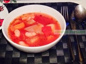 Sopa Rusa