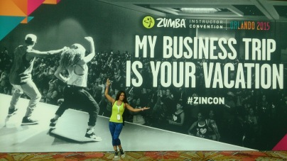 Zumba Instructor Convention 2015
